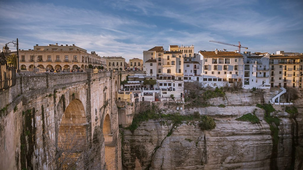 Excursion a Ronda y Setenil desde Málaga