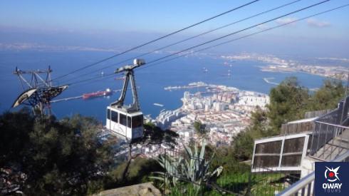 Teleferico de Gibraltar