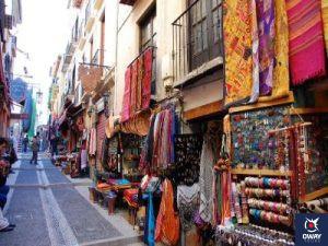 Tienda artesanal (Granada)