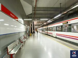 Tren Cercanías de Renfe