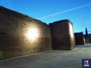 Murallas del Marrubial