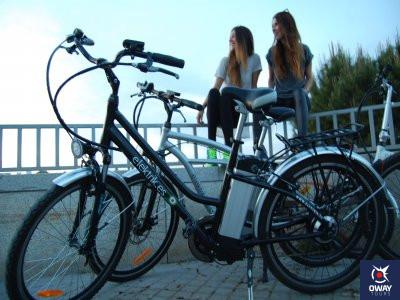 Alquiler de bicicletas Córdoba