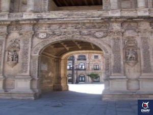 """""""Arquillo"""" Seville Town Hall"""