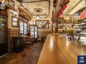 Lugar muy conocido por su increíble comida tradicional en Granada
