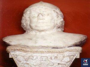 busto rey don pedro casa (Sevilla)