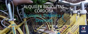 By Bike alquiler bicis Córdoba