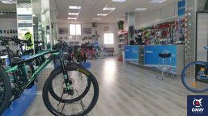 Ciclos Cabello alquiler bicis Córdoba