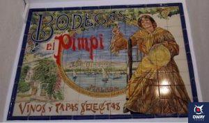 Cartel del Pimpi Málaga