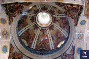 Cúpula Iglesia de la Magdalena
