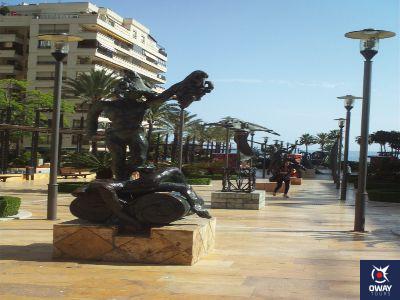 Estatuas de Dalí en Marbella