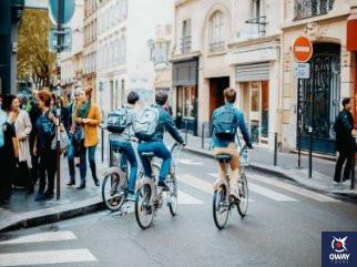 Granada paseo en bici
