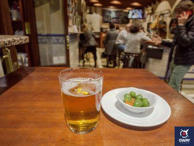 Ideal aperitivo en Granada