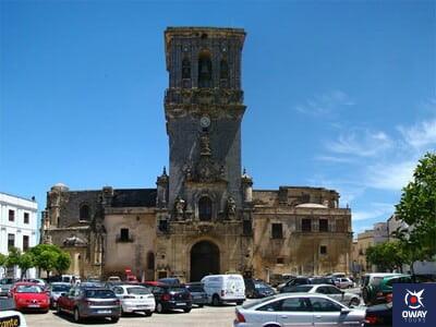 La Plaza del Cabildo Arcos de la Frontera