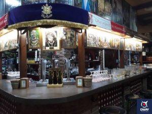 Uno de los lugares más conocidos por sus deliciosas tapas en Granada