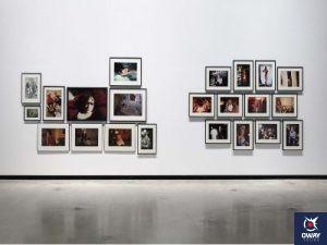 Diversité des œuvres artistiques au Centre andalou d'art contemporain de Cordoue