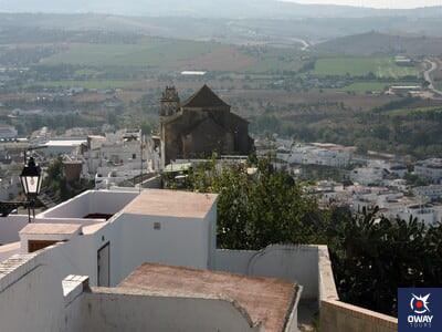 Mirador de los Abades Arcos de la Frontera