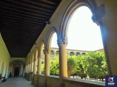 Patio del Monasterio de San Jerónimo de Granada