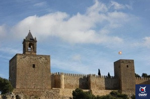 Torre del Homenaje de la Alcazaba de Antequera