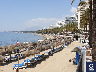 Playa de la Fontanilla Marbella