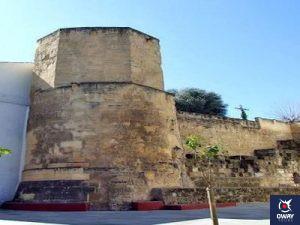 torre de la puerta del rincón (Córdoba)