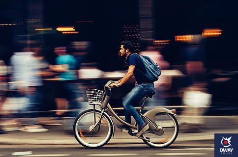 alquiler de bicis Granada