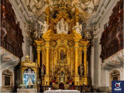 altar mayor iglesia del salvador sevilla