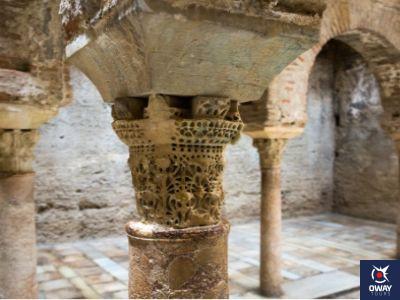 Baños árabes de el Bañuelo