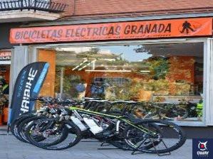 tienda de bicis