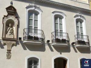 casa donde se encuentra la estatua cabeza del rey don pedro (Sevilla)