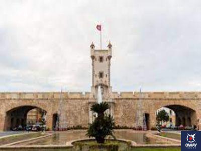 Muralla Puertas de Tierra de Cádiz