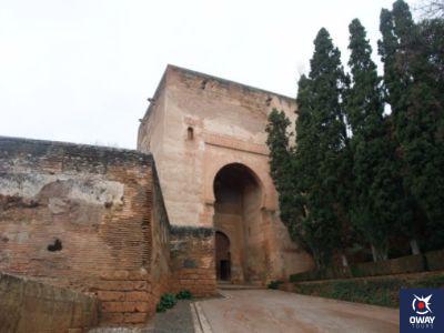 la Puerta de la Justicia Granada