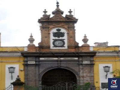 real fabrica de artilleria de Sevilla