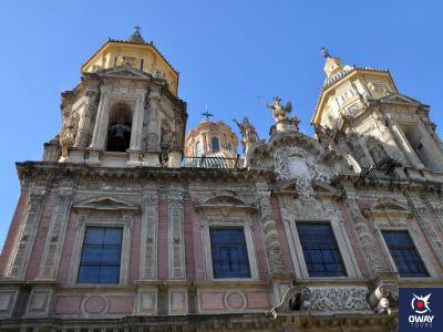 Iglesia de San Luis de los Franceses, en Sevilla