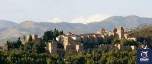 Alcazaba Musulmana of Málaga