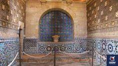 Chapelle de San Bartolomé, située dans la faculté de philosophie et de lettres de Cordoue. L'un des plus beaux secrets.