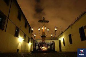 Le Christ des lanternes, à Cordoue
