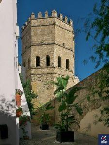 La Torre de la Plata en Sevilla