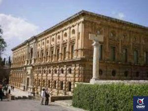 Museo de Bellas Artes, en Granada