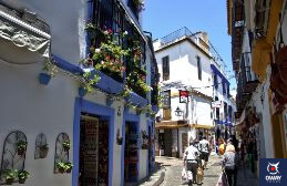 La famosa Judería en Córdoba