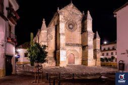 Église de Santa Marina, l'une des églises qui composent l'itinéraire des églises de Fernandine.