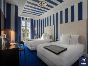 habitación Hotel Room Mate Valeria (Málaga)