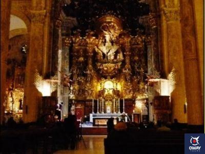 Iglesia del Salvador Sevilla