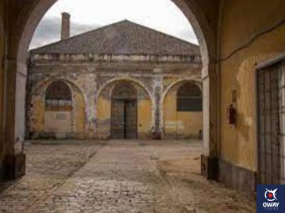 Interior de la Fabrica de Artilleria de Sevilla