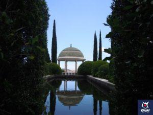 Dôme du jardin botanique
