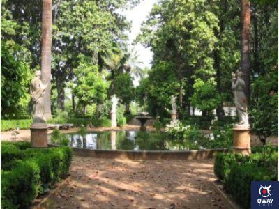 Jardín de los Martíres Granada