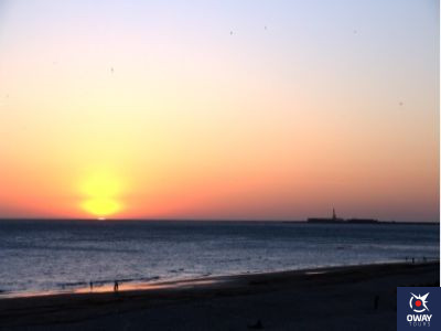 Playa la Victoria Cádiz