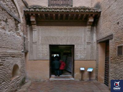 Puerta de Mexuar Granada