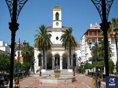 Plaza de San Pedro de Alcántara, Marbella
