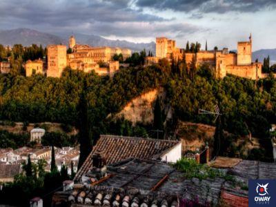 vista de La Alhambra Granada