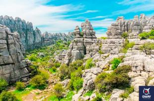 10 monumentos naturales de Andalucia
